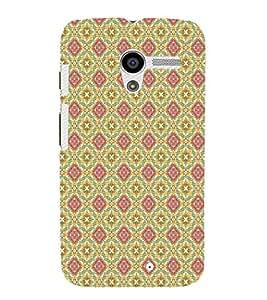 EPICCASE lovely diagram Mobile Back Case Cover For Moto X (Designer Case)