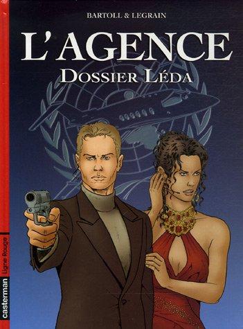 L'Agence, Tome 1 : Dossier Leda