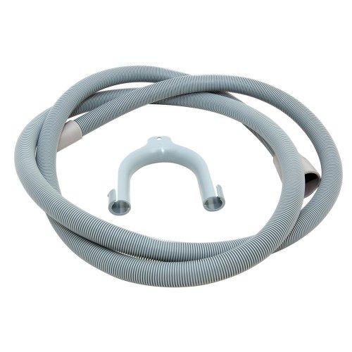 Machine à laver Lave-vaisselle TUYAU de drainage Connecteur Waste Pipe (2.5metre)