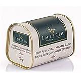 Imperia - Foie gras de pato trufado en bloc