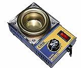 Crogiolo Pozzetto per Saldatura Stagnatura Diametro 50mm 0,5 Kg 150w