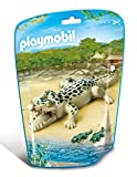 Playmobil 6644 City Life Alligator With Babies(Multi Color)