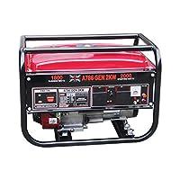 Dirty Pro Tools Petrol generator 2000 W copper motor 2 KVA/2KW 6.5HP DC Petrol Generator - 12V/50HZ UK PLUG 1