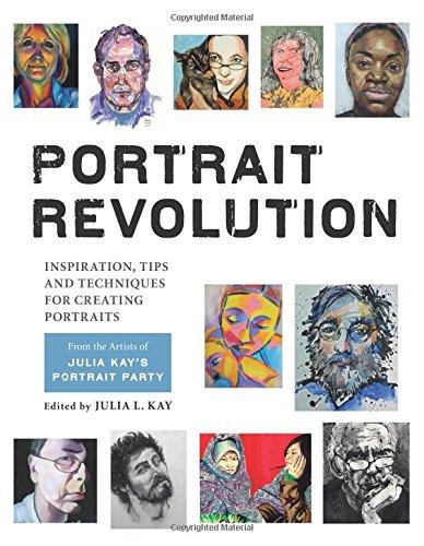 Portrait Revolution: Julia Kay's Portrait Party