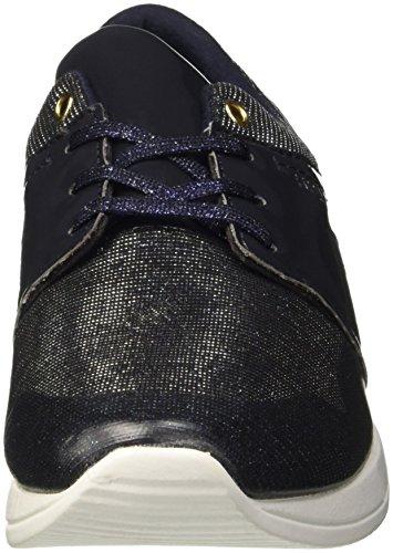 Tommy Hilfiger S1285amantha 2c2, Sneakers Basses Femme Bleu (Midnight 403)