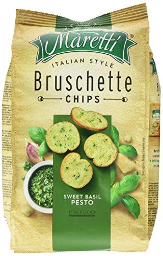 Preisvergleich Produktbild Maretti Bruschette Sweet Basil Pesto,  6er Pack (6 x 150 g)