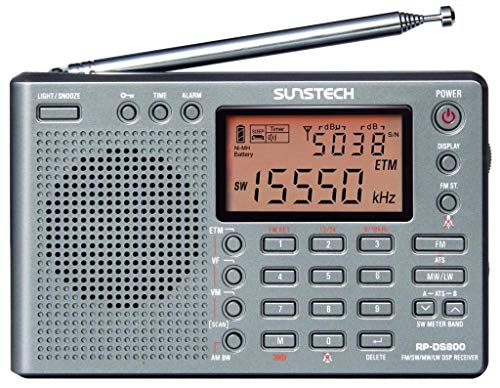 Sunstech RP-DS 800 - Radiodespertador Digital