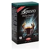 ESPRESTO Passionato Espresso Kaffeekapseln Stärke 7, K-fee System, 6er Pack (6x124 g)