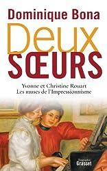 Deux soeurs : Yvonne et Christine Rouart, les muses de l'impressionnisme
