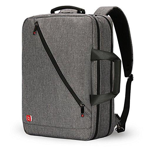 Zaino di affari del sacchetto del messaggero della spalla del sacchetto della cartella del sacchetto della cartella dello zaino del computer portatile di 17 pollici da 17 pollici per la borsa della scuola/ lavoro