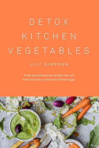 Detox Kitchen Vegetables by [Simpson, Lily]