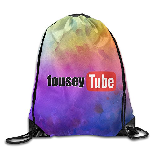 volte-fousey-you-tube-drawstring-bagsacs-a-doss-travel-white-backpack-sport-bagsacs-a-dos-for-men-wo