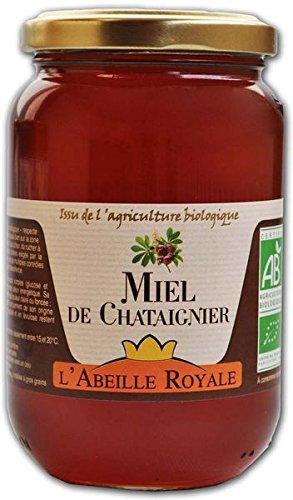 L'Abeille Royale Miel d'Eucalyptus Bio Italie 500 g