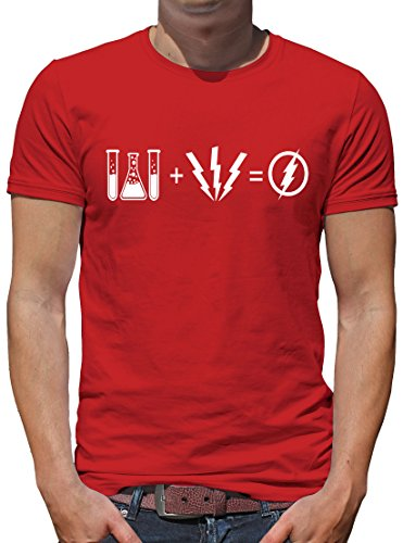 TLM Flash Equation T-Shirt Herren M (Bloom Dark Kostüm)
