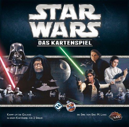 Heidelberger HEI0500 - Star Wars - Das Kartenspiel LCG - Starterbox