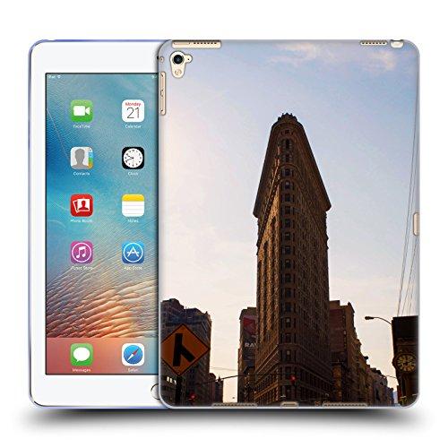 Flat Iron NY Orte 4 Soft Gel Hülle für Apple iPad Pro 9.7 (Flat Iron Gel)
