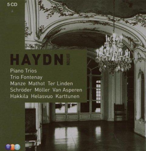 Haydn : Trios Pour Piano (Coffret 5 CD)
