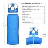 Jerrybox Faltbare Trinkflasche - 3