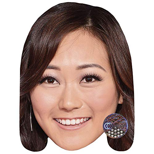 Celebrity Cutouts Karen Fukuhara Big Head.