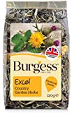 Burgess Excel Country Garden Herbs Snacks 120 g (Pack of 5)