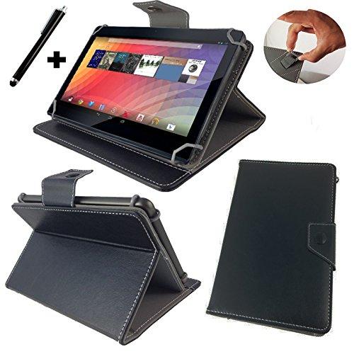 Medion LifeTab S8311 MD 98983 / 20,32cm / 8.0 Tablet PC Tasche mit Verstellbarer Standfunktion - 8 Zoll Schwarz