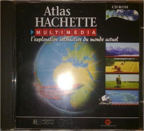 Atlas Hachette multimedia (CD ROM PC)