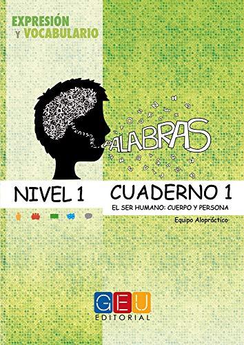 Palabras expresión y vocabulario Nivel 1 Cuaderno 1