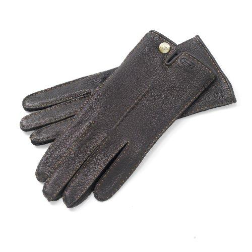 Roeckl Damen Handschuh Klassiker Sport 11013-447, Gr. 8, Schwarz (000)