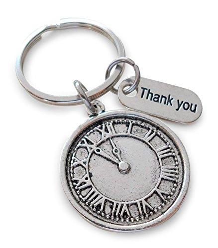nungsgeschenk-Uhr Schlüsselanhänger-