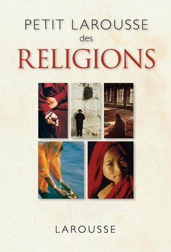 Petit Larousse des religions