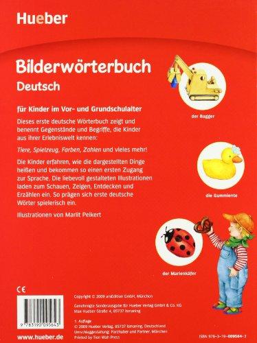 BILDERWÖRTERBUCH Deutsch (alem.) (Miscelaneous)