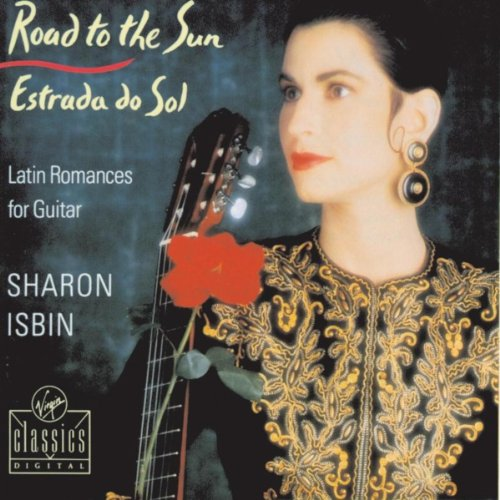 Latin Romances for Guitar [standard]