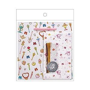 Bandai Sailor Moon-Sailor Moon Idea Regalo, papelería, Escuela, Oficina,, 45165