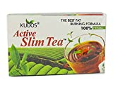 Kudosayurveda 100% Herbal Active Slim Tea (2G X 30 Tea Bags)