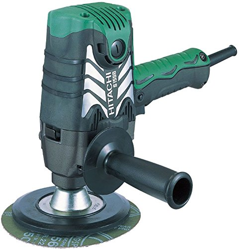 Hitachi S 15SB 6 inch 705-Watt Disc Sander (Green)