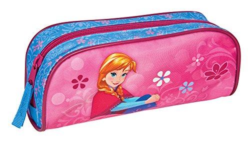 Undercover FRWD0440 Trousse d'école Disney Frozen / La Reine des Neiges garnie avec Fournitures Stabilo 30 Pièces Turquoise