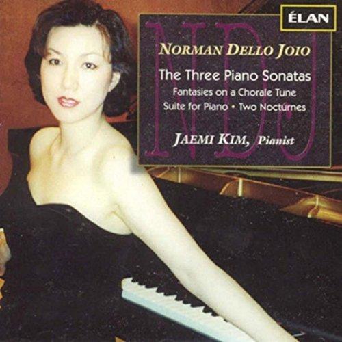Piano Sonata No. 1: II. Canon (Canon Elan Ii)