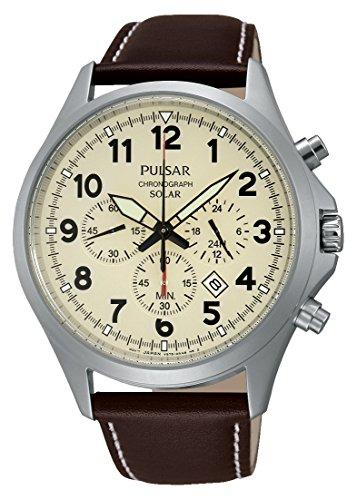 Pulsar Reloj hombre Solar cronografo px5005 x 1