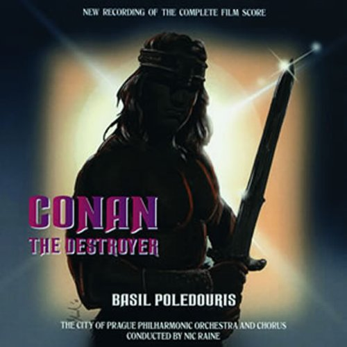 Conan the Destroyer (OST) (2CD)