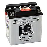 Motorrad Batterie Starterbatterie 12V 11Ah YB10L-A2 51112