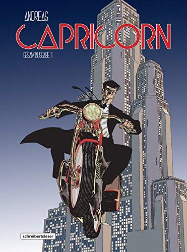 Capricorn – Gesamtausgabe 1: Das Ding / Energie / Delia
