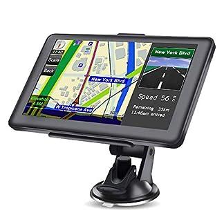 KMOBDA-GPS-Navigation-7-Zoll-Touchscreen-POI-Blitzerwarnung-Sprachfhrung-Fahrspur-assistent-Bluetooth-Freisprecheinrichtung-Radarwarner-Lebenslang-Kostenloses-Kartenupdate