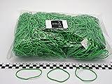 Progom-Elastiques-80(Ø50)mmx1.7mm-Vert-1kg