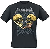 Unbekannt Metallica Sad But True T-Shirt Schwarz