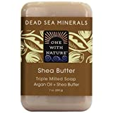 One With Nature, Dead Sea Mineral Bar So...