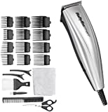 BaByliss 7432U Mains Clipper Kit for Men - 22 Piece
