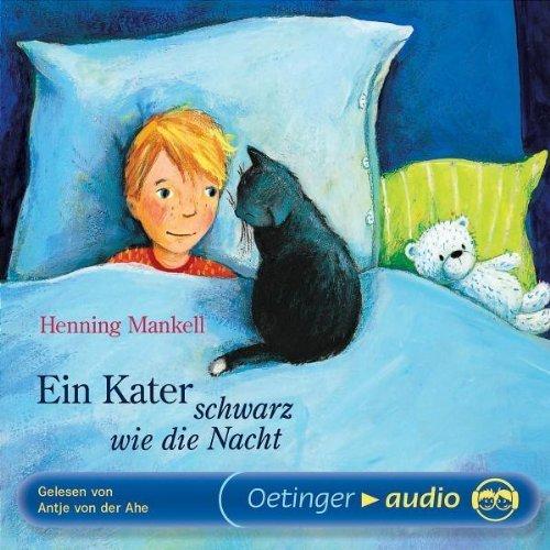Ein Kater schwarz wie die Nacht (2 CD): Lesung: Alle Infos bei Amazon