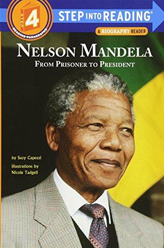 Nelson Mandela: From Prisoner to President (Step into Reading)