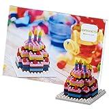 BRIXIES 412012 Karte Geburtstagskuchen