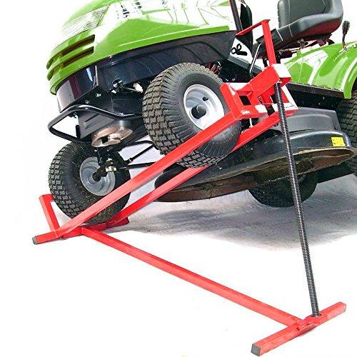 Lève-tondeuse Tracteur-tondeuse Dispositif de levage, occasion d'occasion  Livré partout en Belgique
